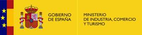 Logotipo del Ministerio de Industria, Comercio y Turismo (web)